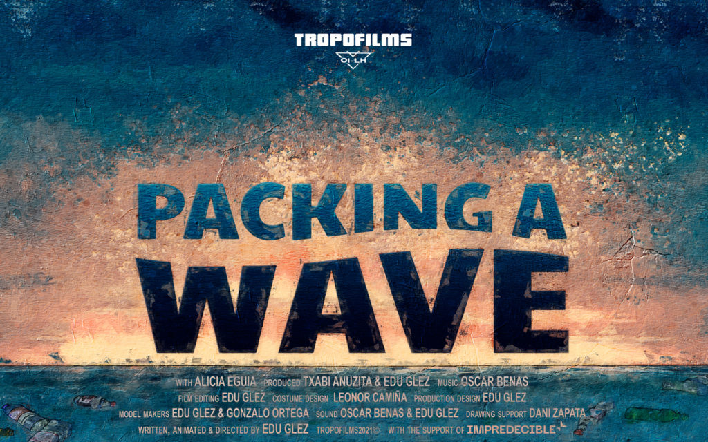 Packing a wave